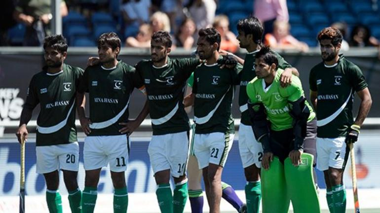 Pakistan start their hockey World Cup campaign against Germany on December 1 (Photo tweeted by @FIH_Hockey)