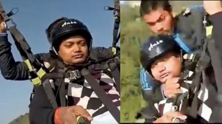 Paragliding pilot dies after tragic midair accident