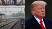 Make us Happy Again: Passengers want Trump's help to make trains stop. In India