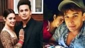 Prince Narula and Yuvika Chaudhary celebrate one month anniversary as Mr and Mrs, post romantic notes