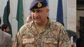 Pakistan Army chief Qamar Jawed Bajwa