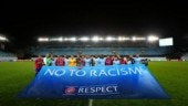 Football fans in favour of point deductions for racism at matches