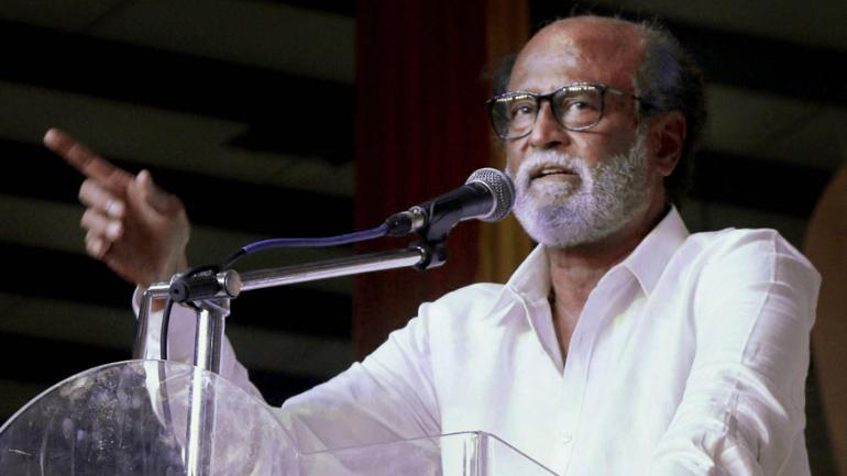 Rajinikanth is against PM Narendra Modi