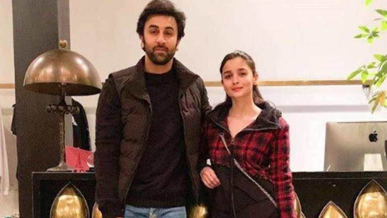 Ranbir Kapoor and Alia Bhatt had a little getaway last night in Mumbai.