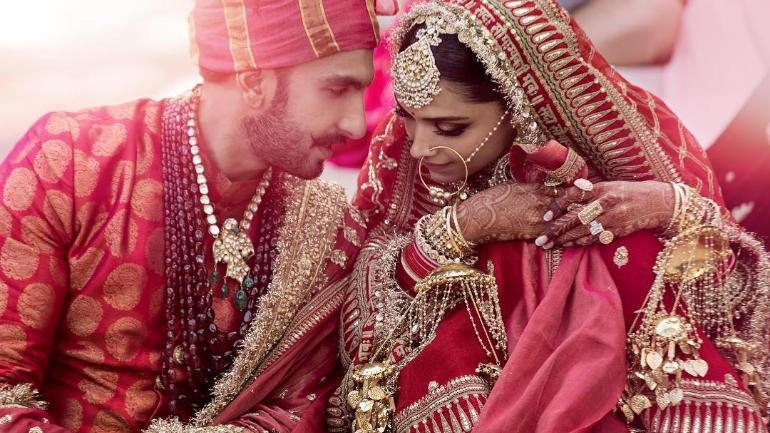 Ranveer Singh and Deepika Padukone got married on November 14 and 15.
