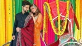 Ravi Dubey and Sargun Mehta