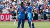 Virat Kohli and Rohit Sharma are the only players in the Indian men's cricket team to have scored over 2000 runs in T20Is (Reuters Photo)