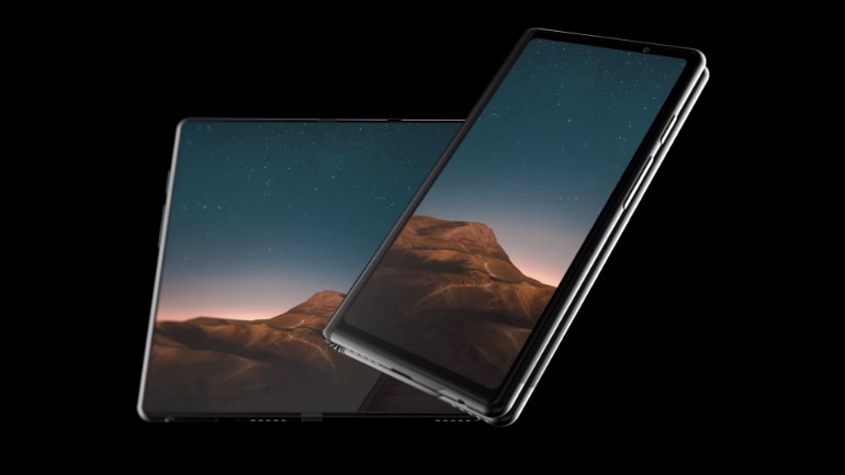 Samsung Foldable Phone Shown Off In Concept Video Tipped
