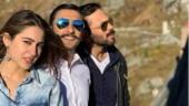 Sara Ali Khan wraps up Simmba shoot, writes heartwarming post for Ranveer Singh