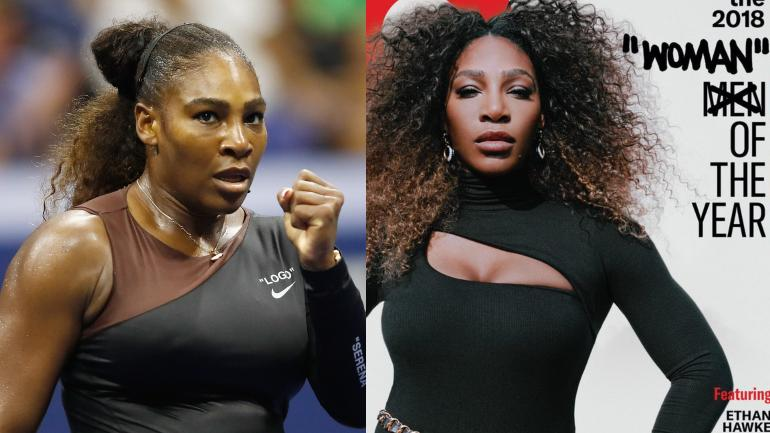 Serena named GQ's 'Woman of the Year'
