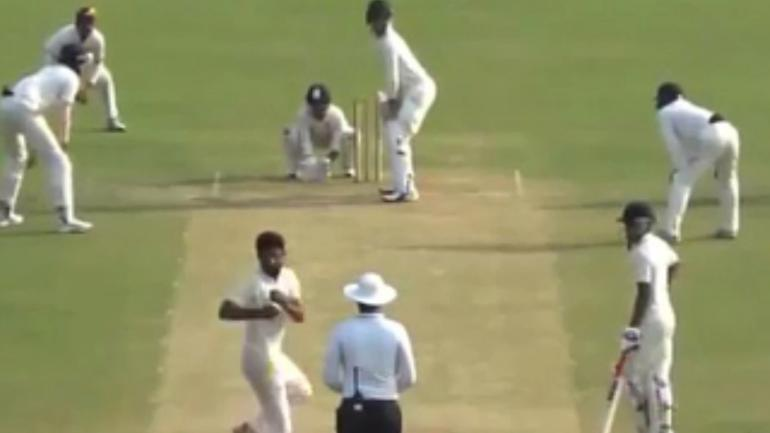 Shiva Singh bowls with 360-degree turn and hogs limelight