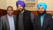 Sidhu, a photograph and how Khalistanis may misuse Kartarpur Corridor