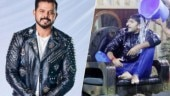 Sreesanth and Romil Chaudhary