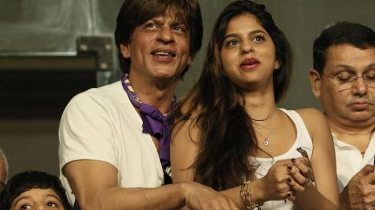 Shah Rukh Khan: Suhana is dusky but the most beautiful girl in the