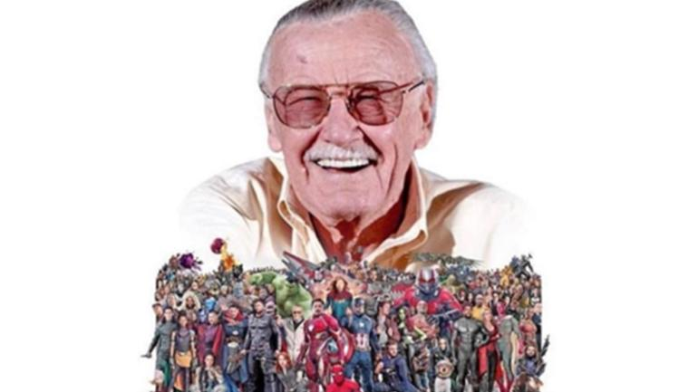 Stan Lee Who Dreamed Up Spider Man Iron The Hulk Black Panther And A Cavalcade Of Other Marvel Comics Superheroes D On November 12 2018