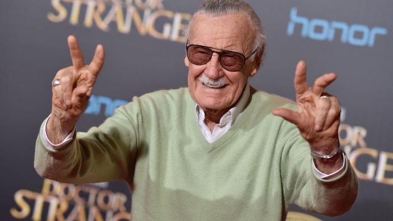 Stan Lee died on November 12.
