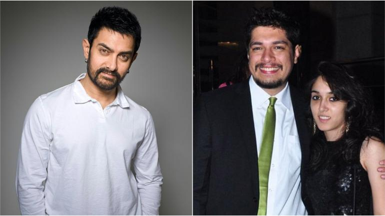 Aamir Khan Reveals Son Junaid And Daughter Ira Want To Enter