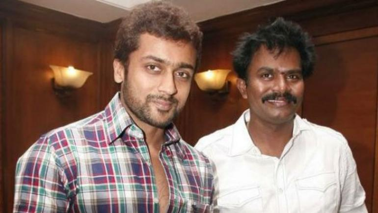 Image result for surya with Director hari