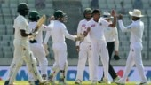 Bangladesh vs Zimbabwe 2nd Test: Taijul Islam's 5-wicket haul puts Bangladesh on top