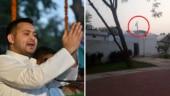 Quit spying on me, Tejashwi fumes in tweet-spree on neighbour Nitish's CCTV