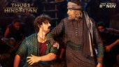 Thugs of Hindostan Movie Review: Aamir Khan and Amitabh Bachchan in a still from the big Diwali 2018 release