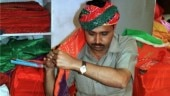 Demand for Jodhpuri turbans goes through the roof ahead of elections in Rajasthan