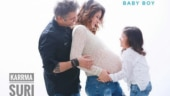 Udita Goswami and Mohit Suri announce arrival of baby boy Karrma with adorable pic