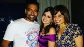 Sakshi Dhoni thanks Robin Uthappa for bringing her and MS Dhoni together