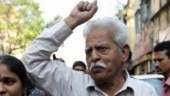 Pune Police takes activist Varavara Rao into custody from Hyderabad