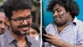Thalapathy 63: Yogi Babu teams up with Vijay for third time