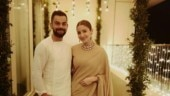 How India's cricket stars celebrated Diwali after series win over West Indies