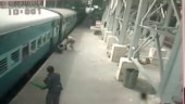 Chennai cop saves man from moving train