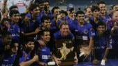 Shane Warne led Rajasthan Royals to the IPL title in the inaugural edition in 2008 (BCCI Photo)