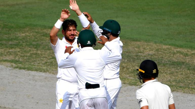 Yasir Shah single-handedly takes New Zealand to the cleaners — Twitter Reactions