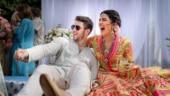 Priyanka Chopra got injured before wedding. Applied mehendi despite pain