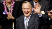 Former US president George HW Bush died at 94: Here's a look at his journey