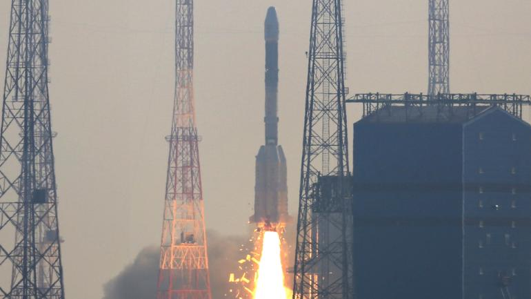 ISRO's GSAT-7A, an advanced communication satellite launched by GSLV-F11, is expected to boost the Indian Air Force' network-centric warfare capabilities.
