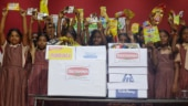 Tamil Nadu school girls collect 20,000+ plastic wrappers and send back to manufacturers