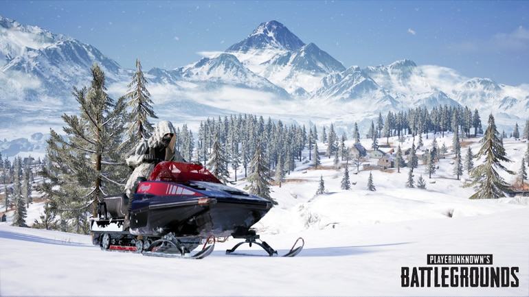Pubg Vikendi Wallpapers: PUBG's New Snowy Vikendi Map Goes Live On Its Test Servers