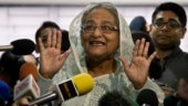 Bangladesh PM Sheikh Hasina scores big election win, opposition claims vote rigged
