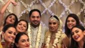 Ishqbaaz actress Additi Gupta ties the knot with Kabir Chopra