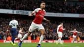 Tottenham fan throws banana peel on Arsenal's Aubameyang, gets arrested