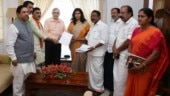BJP delegation meets Kerala Governor over Sabarimala, party workers defy prohibitory orders around temple