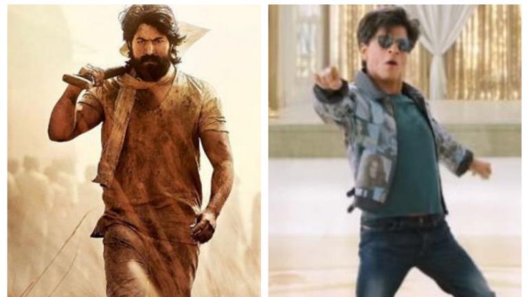 Yash and Shah Rukh Khan
