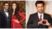 Ranbir skips Mumbai reception of ex-girlfriend Deepika and Ranveer