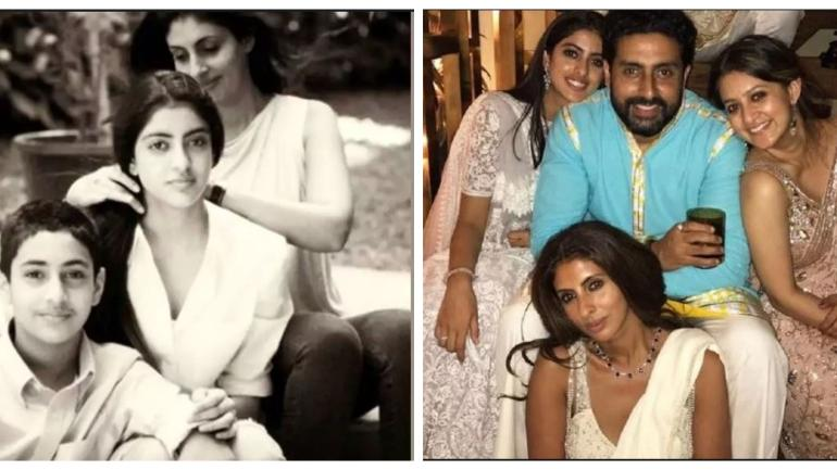 Navya Naveli Nanda turned 21 and mom Shweta and Abhishek Bachchan took to Instagram and wrote heartfelt posts for the star-kid.