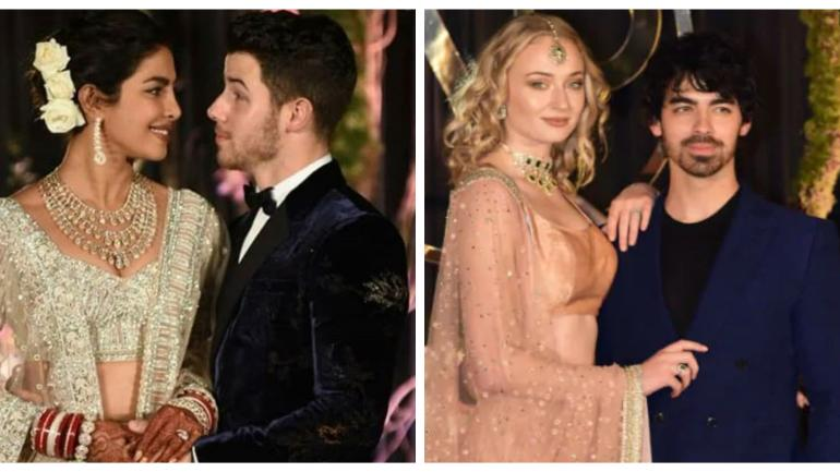 Priyanka and Nick got teary-eyed during ring exchange at Christian wedding