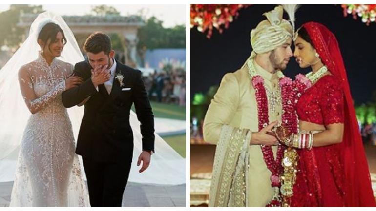 Priyanka Chopra Nick Jonas Wedding Pics And Video - Movies -6912