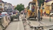 The development plan in Chandni Chowk gets mixed reactions from traders