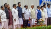 New Karnataka Congress ministers struggle with problems of dissent and portfolio